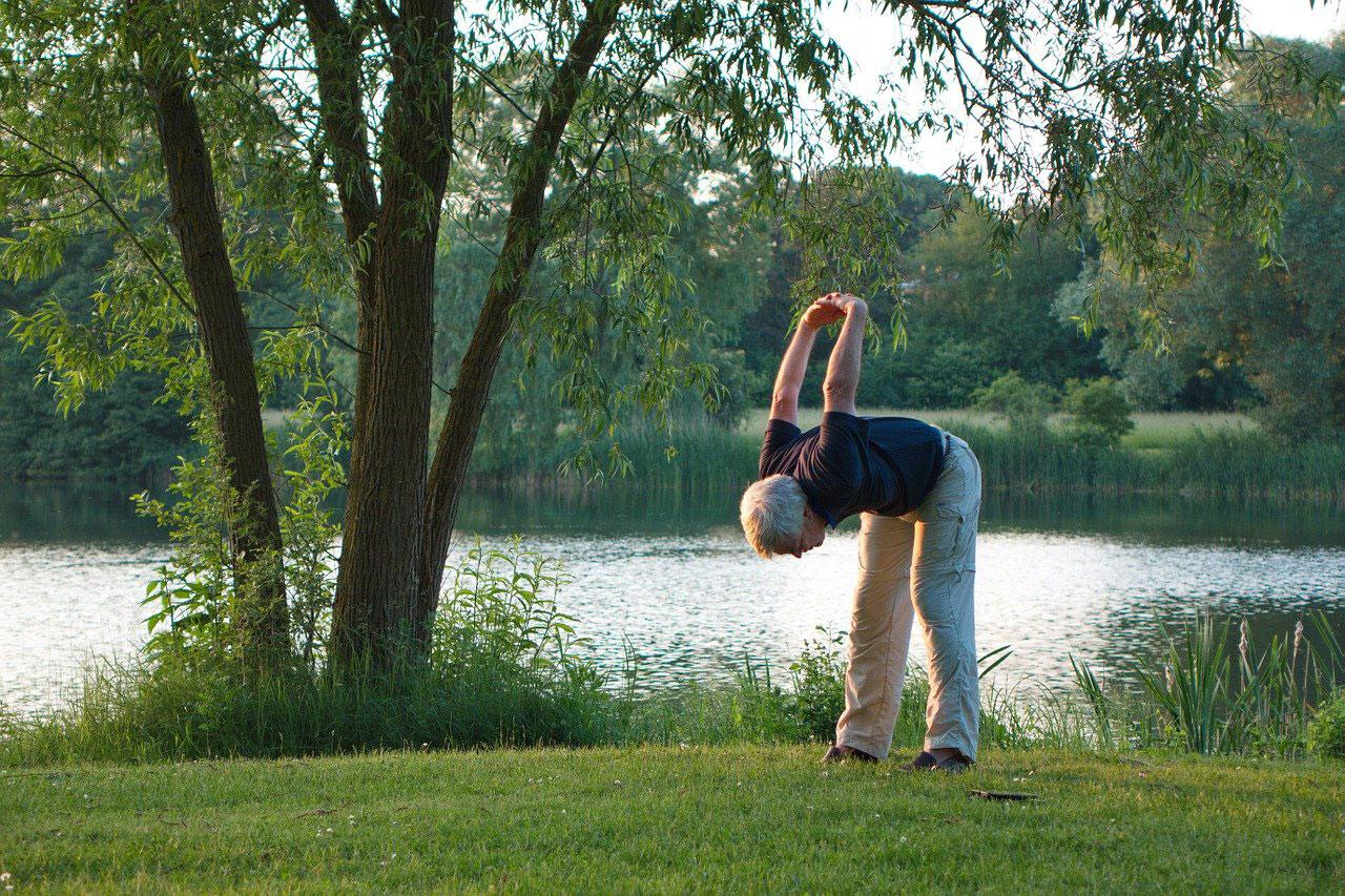 senior - ćwiczenia fizyczne